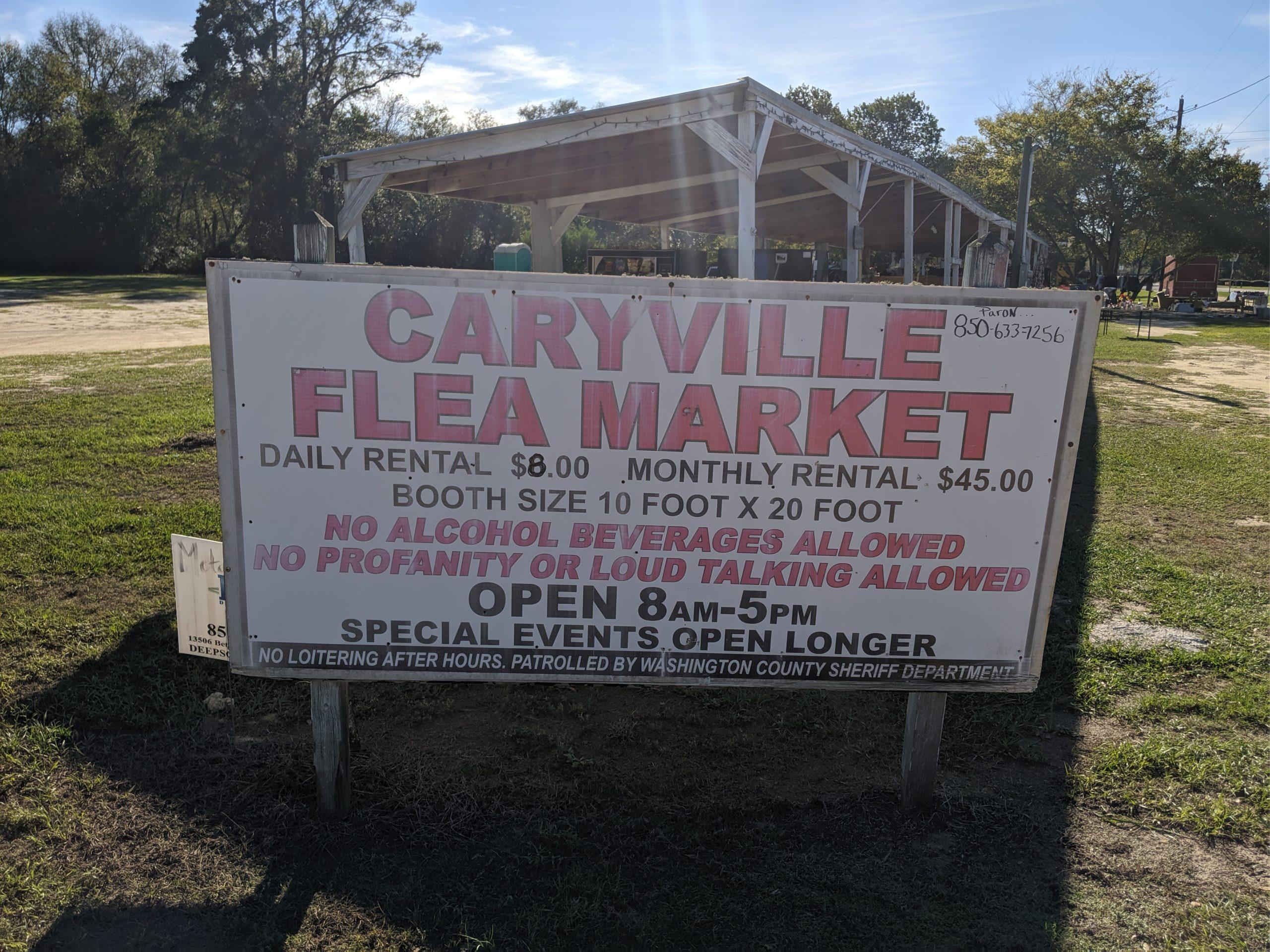 Caryville Flea Market